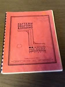 pattern drafting and grading m rohr pdf 1000 images about books vintage sewing fashion design