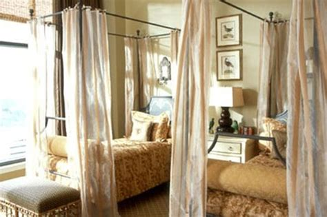 pretty guest bedrooms pretty guest bedroom design in yellow with canopied twin