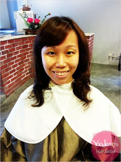 korean hair salon digital perm enrich the weak hair 171 yoo jean s hair