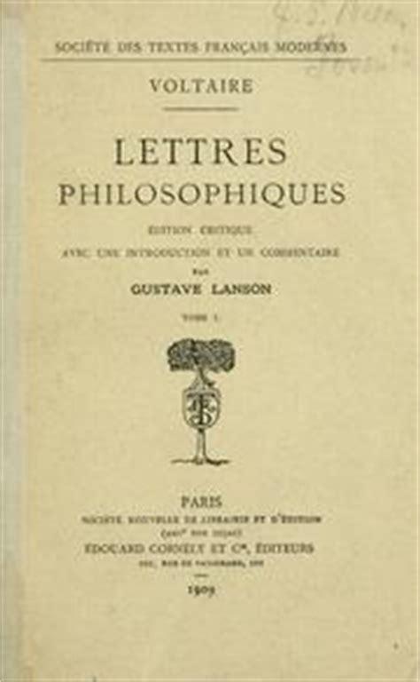 Lettre De Cachet De Voltaire Lettres Philosophiques 1909 Edition Open Library