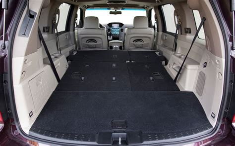 Honda Pilot Interior Dimensions by 2003 Honda Pilot Cargo Area Dimensions Car Interior Design