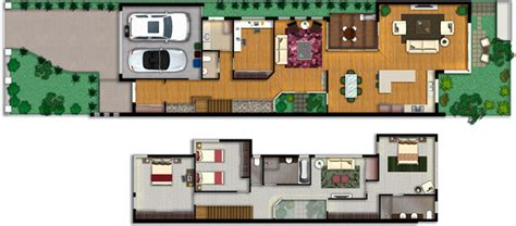 rendered floor plan rendered floor plans archiview