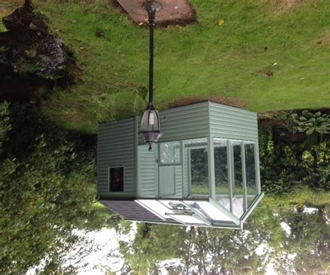Shed With Greenhouse Attached by Morton Garden Buildings Ltd Cumbria Gazebos Garden