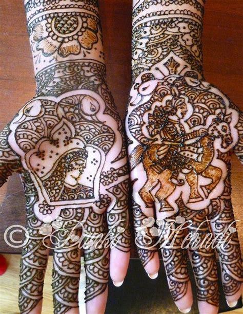 henna design for groom bride and groom henna tattoo masterpiece by damki mehndi