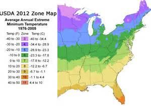 transplant nursery inc usda zone map 1990