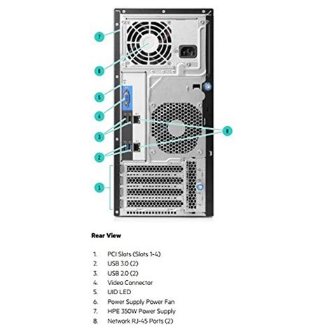 Hpe Proliant Ml30 Gen9 E3 1220v5 Intel Xeon E3 1220v5 Hp Hpe Proliant Ml30 Gen9 4u Tower Server Intel Xeon