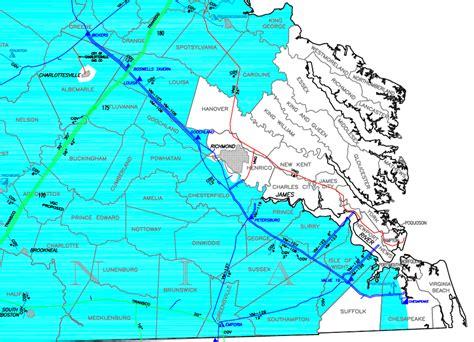 service virginia gas pipelines in virginia