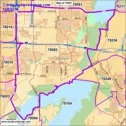 grand prairie zip code map zip code map of 75052 demographic profile residential