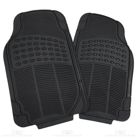 Personalized Seat Covers And Floor Mats by Black Charcoal Car Seat Covers W Split Bench Tough