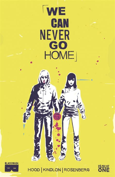 review we can never go home 1 comics grinder