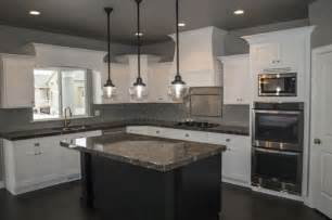 Pendant Lights For Kitchen Islands by Amazing Pendant Lights Over Island Height