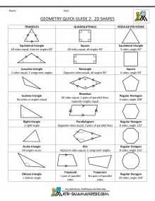 Interior Angle Of A Polygon Formula Geometry Cheat Sheet