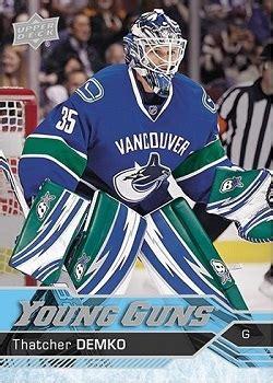 canadian hockey cards: tim hortons mcdonalds young guns