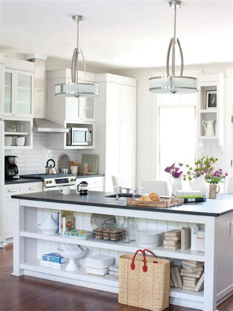 Above Kitchen Island Lighting Kitchen Lighting Ideas Kitchen Ideas Design With Cabinets Islands Backsplashes Hgtv