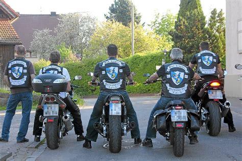 Motorrad Club Wappen by Villingen Schwenningen Polizisten Gr 252 Nden Motorradclub