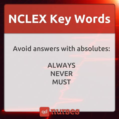 Nclex Meme - know which key words to look for when answering nclex
