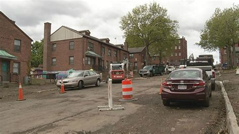 holyoke housing authority renovation begins on affordable housing complex in holyoke wwlp com