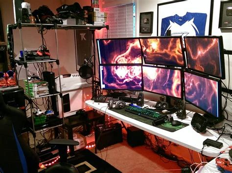 Best Small Home Setup The Best Gaming Setups Esports News Dexerto