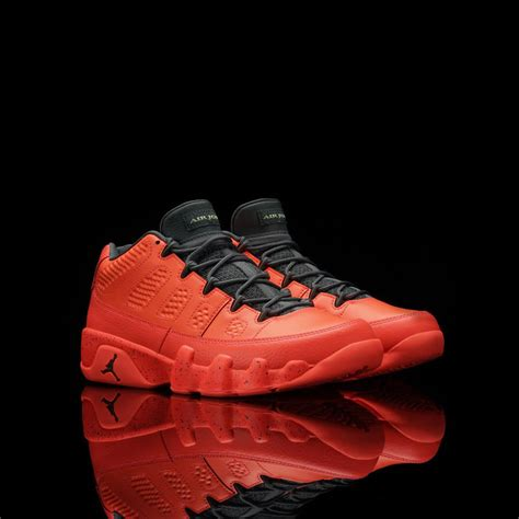 imagenes de tenis jordan 5 one last look at the air jordan 9 retro low bright mango