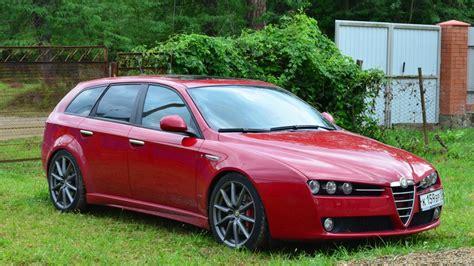 alfa romeo 159 sportwagon alfa romeo 159 sportwagon rosso 1 75tbi ti drive2