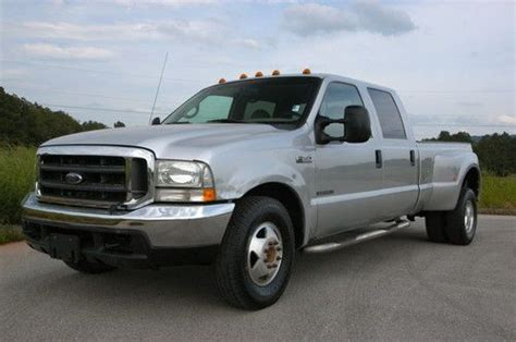 auto air conditioning service 2001 ford f350 interior lighting purchase used 2001 ford f350 crew cab dually xlt 7 3 liter diesel 6 speed transmission in