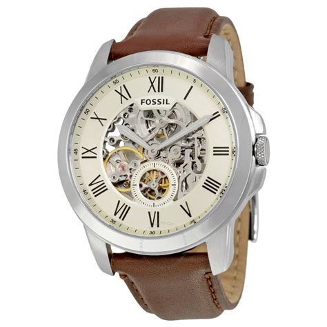 Fossil Me3105 Jam Tangan Pria fossil grant automatic s casual