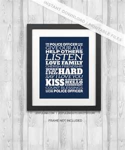 Police Officer Home Decor by Police Family Police Home Decor Download In This Police