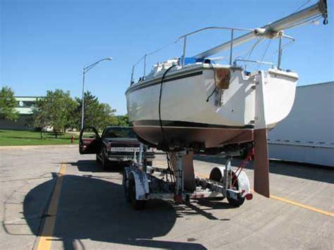 boats for sale in marquette michigan catalina 25 1978 marquette michigan sailboat for sale