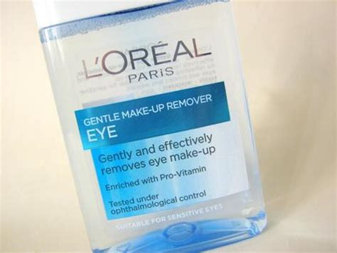 L Oreal Gentle Eye l oreal gentle eye makeup remover paperblog