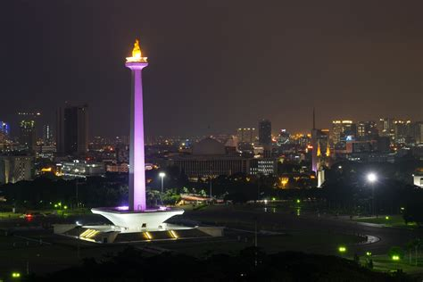 4 Di Ibox Jakarta monas independence monument in jakarta indonesia