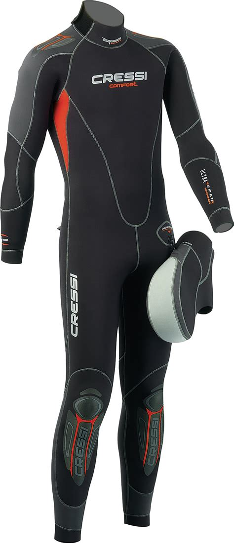Cressi Comfort 5mm Wetsuit 5mm Wetsuits Wetsuits
