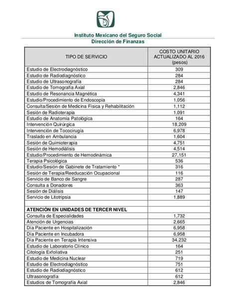 tablas imss 2016 tabla para retencion imss 2016 tabla de porcentajes del