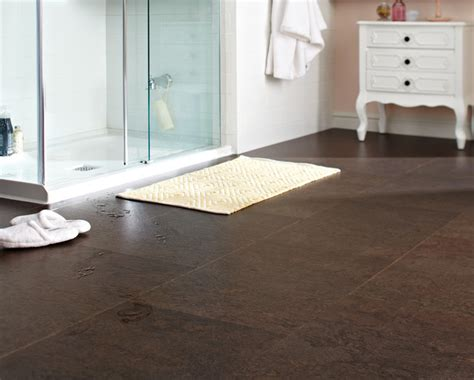 cork flooring modern bathroom by floorsfirst canada