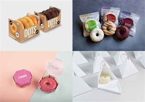 pictures of how to pack doughnut with big braids donut packaging 18 great donut packaging designs