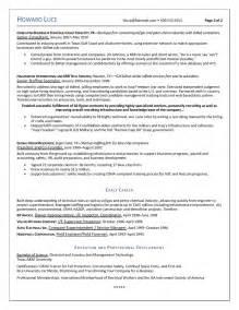 Curriculum Vitae: Oil Field Curriculum Vitae Examples