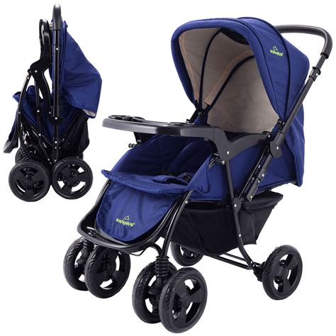 Stroller Baby One Way by Foldable Two Way Stroller Baby Newborn Infant Travel