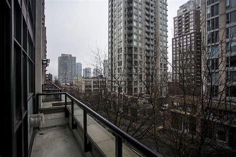 industrial loft brings  dash  york city charm  downtown vancouver