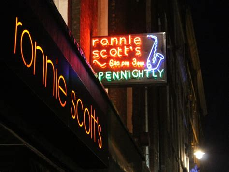 Bars For The Basement by Ronnie Scotts Bar Frith Street Soho London Reviews