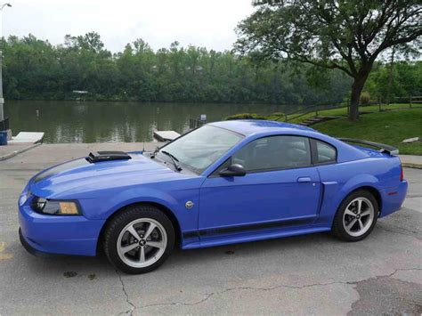 2004 mach 1 mustang for sale 2004 ford mustang mach 1 for sale classiccars cc