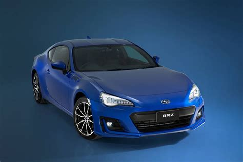 toyota subaru 2017 2017 subaru brz toyota 86 tech changes revealed motor