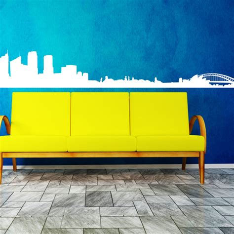 jumbo wall stickers free shipping wholesale and retail the city of sydney