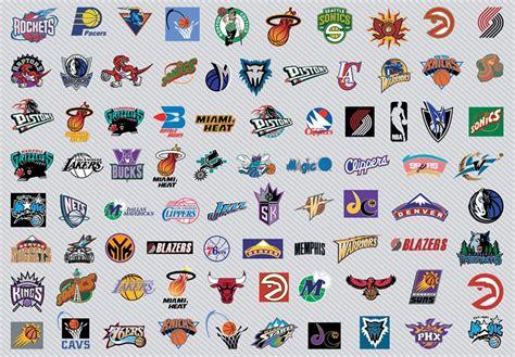 Mba Team Logos by Nba Team Logos Vector Graphics Freevector