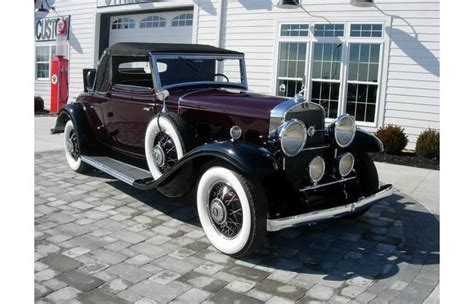 1931 cadillac roadster for sale 1931 cadillac 355 a roadster for sale hotrodhotline