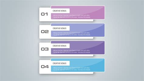 how to design a list smartart graphic in microsoft office