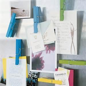 home decorators martha stewart craft clothespin photo hangers recipes crafts amp home d 233 cor