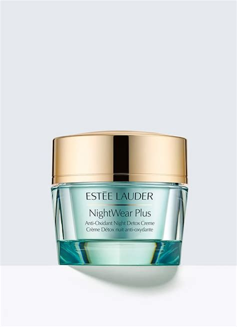 Estee Lauder Nightwear Plus Detox Mask Review by The Boomer I Tried Two Estee Lauder Sles Or