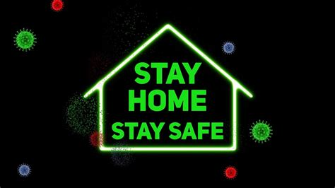 stay home stay safe youtube