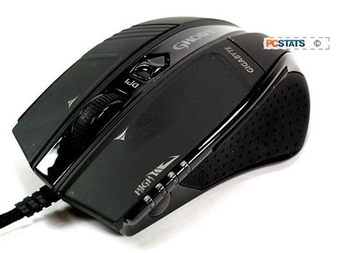 Dress Up Your Computer With The Ghost Mouse by Gigabyte Ghost Gm M8000x Laser Gaming Mouse Review