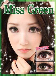 coloured contact lenses for dark eyes on pinterest | color
