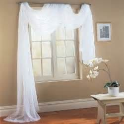 how to drape sheer curtains valances and drapes foter